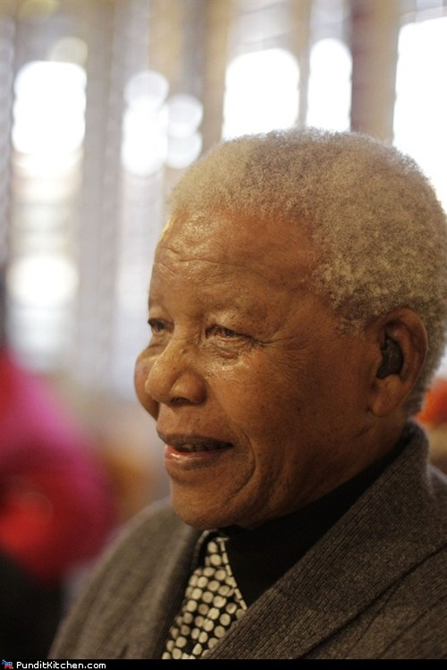birthday nelson mandela political picures South Africa
