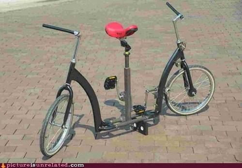 bike invention sideways wtf - 6436916224