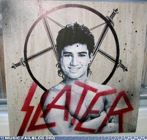 graffiti saved by the bell Slater slayer - 6437001216
