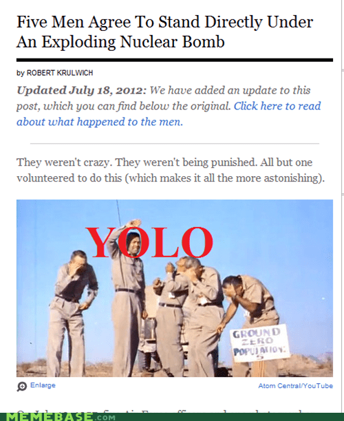 bomb crazy NPR nuclear Text Stuffs yolo