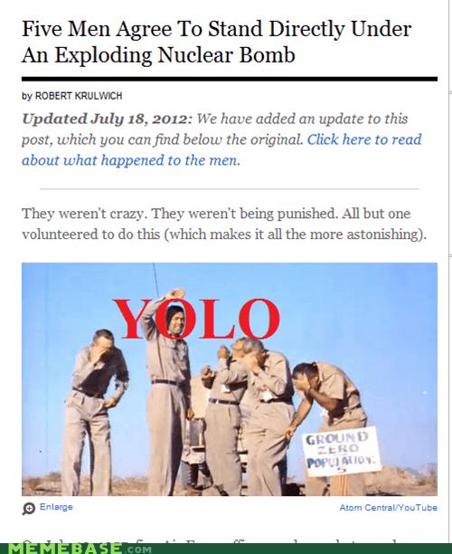 bomb crazy NPR nuclear Text Stuffs yolo - 6437159680