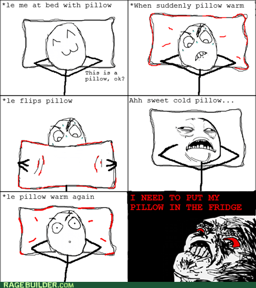 Pillow Rage Comics sleeptimes sweet jesus have mercy