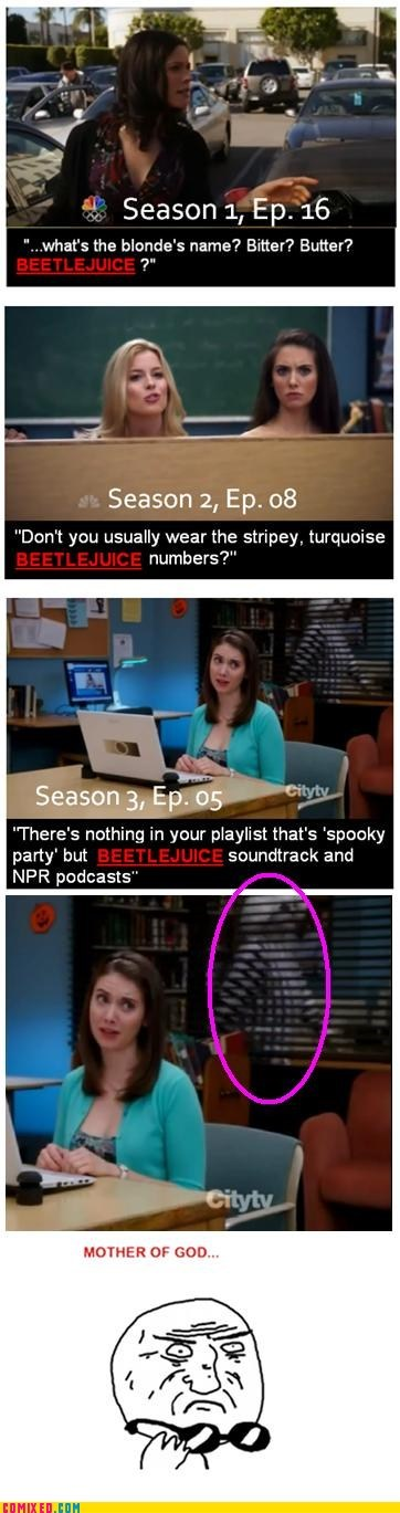 beetlejuice best of week community Memes mind blown mother of god TV - 6437203968
