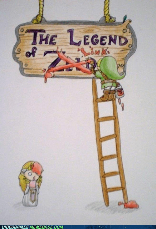 link the legend of zelda video games zelda - 6437586176