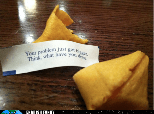 fortune fortune cookie Hall of Fame - 6437679616