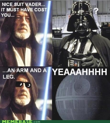 best of week,csi joke,darth vader,From the Movies,star wars,yeaaaahhhh