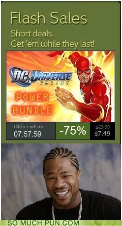 coincidence,flash,sales,title,Xzibit,yo dawg