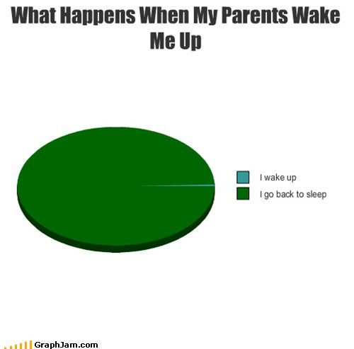 bed morning parents sleeping snooze button wake up - 6439408128