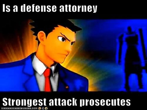 Is A Defense Attorney Strongest Attack Prosecutes Cheezburger