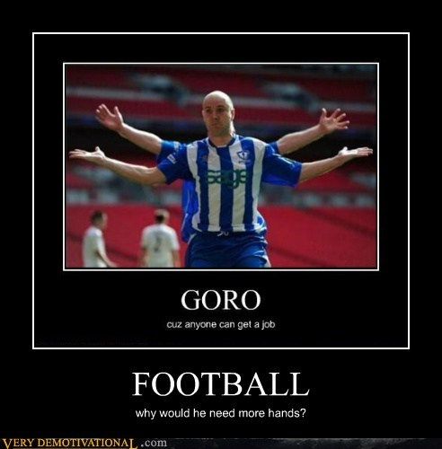 football,goro,hilarious,sports
