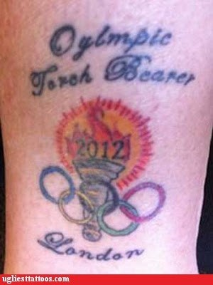 misspelled tattoos olympics torch bearer - 6439915008