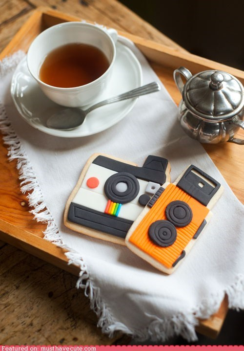 camera cookies epicute icing perfect - 6440140800