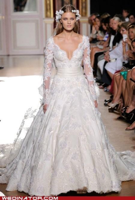 bridal couture funny wedding photos just pretty the princess bride wedding dress wedding fashion - 6440244992