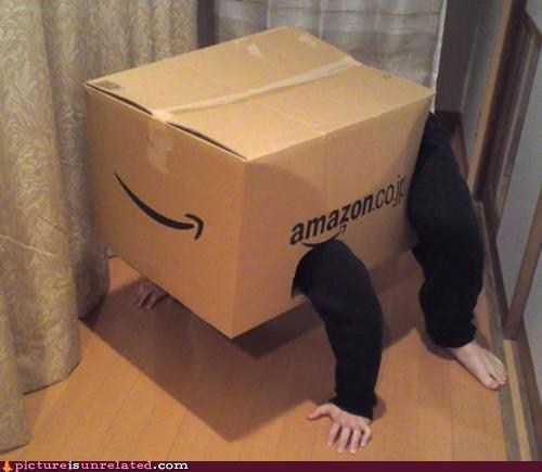 amazon,box,mail,ordered,wtf