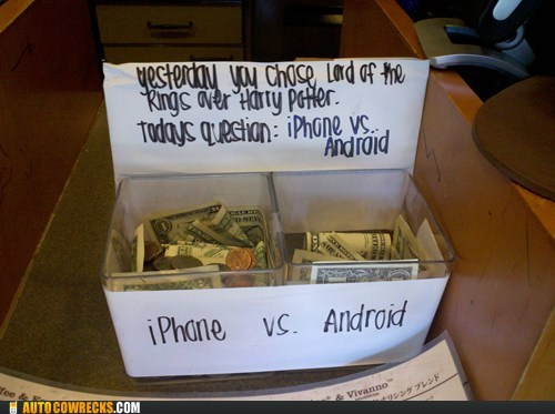 iphone-vs-android,make your choice,tips,which one