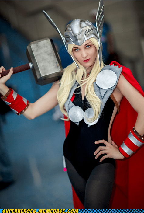 Thor,cosplay,costume,rule 63