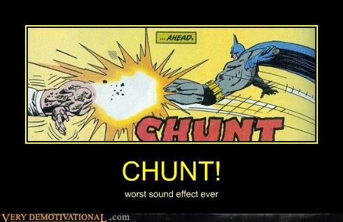 batman hilarious sound effect