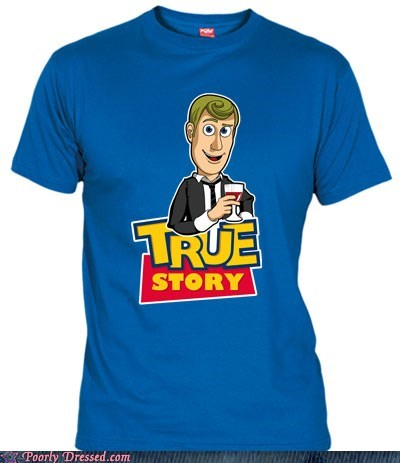 how i met your mother Neil Patrick Harris shirt toy story true story - 6440974080