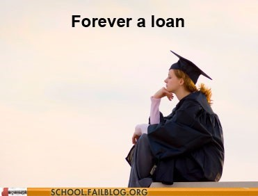 forever,forever a loan,for-ev-ver,in debt,student loans