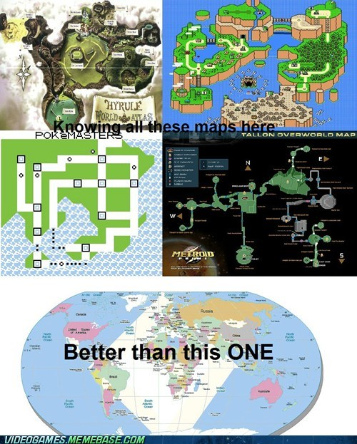 earth,knowledge,Maps,the internets,video games