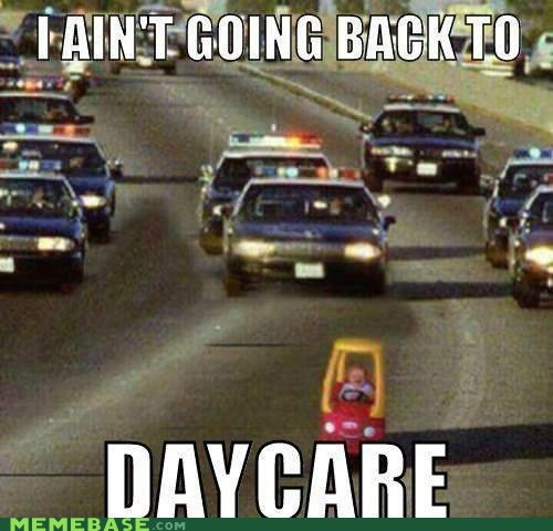 baby,cops,daycare,Memes,police