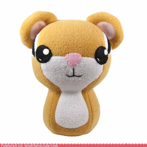 chipmunk doll fleece Plush soft