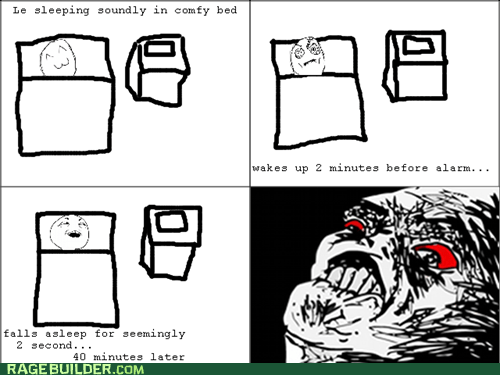 alarm Rage Comics raisin rage sleeptimes - 6441808640