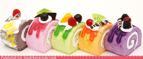 cake cell phone charm roll soft
