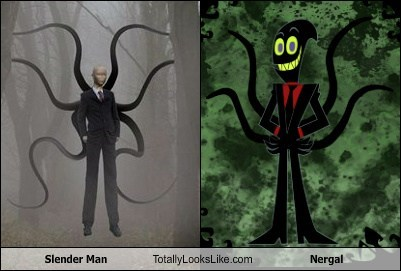 funny,nergal,slender man,TLL