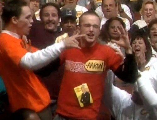 aaron paul,before he was jesse pinkm,before he was jesse pinkman,breaking bad,the price is right