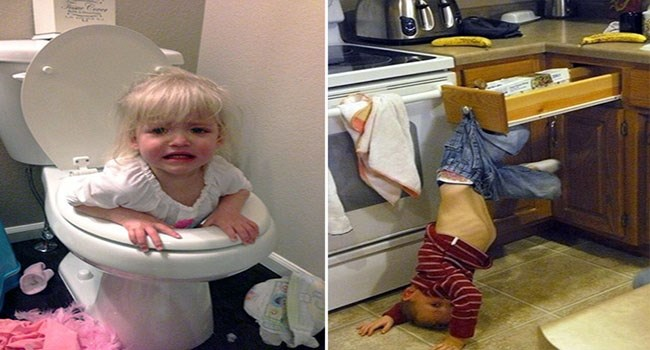 photos of what parenting is really like