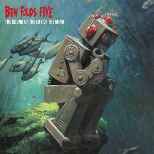 bend folds five album art,The Sound of Silence