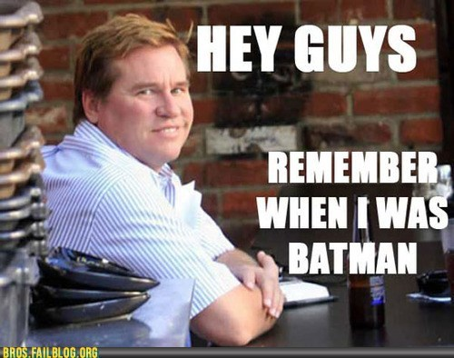 batman batman forever val kilmer - 6443124992
