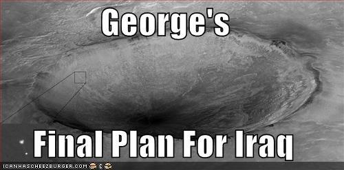 george w bush nasa president Republicans - 644336384