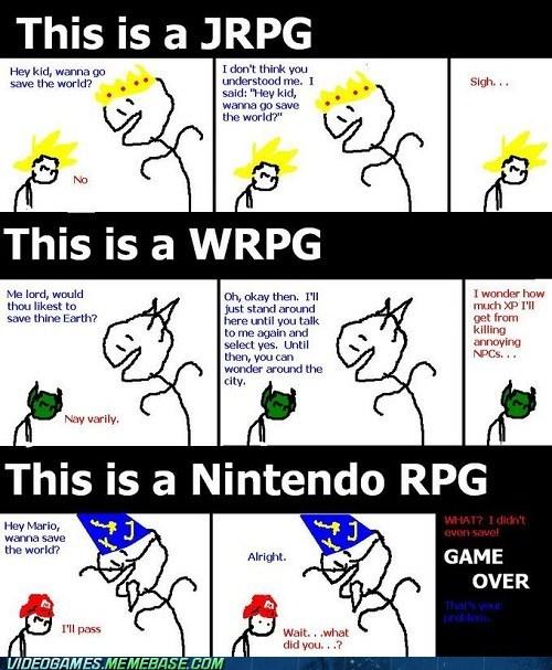jrpg nintendo RPG the internets WRPG - 6443385600