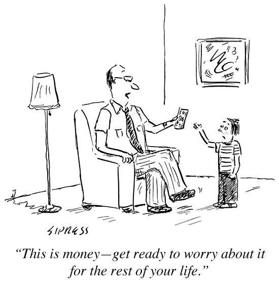 life,list,kids,lessons,sad but true,money,web comics