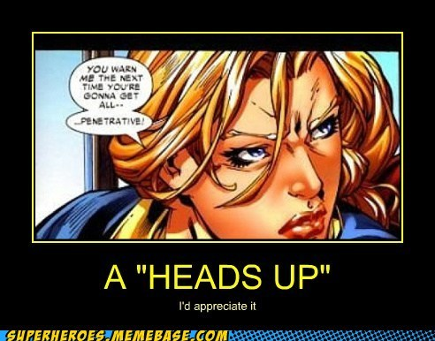 heads up phrasing super girl Super-Lols - 6444035840
