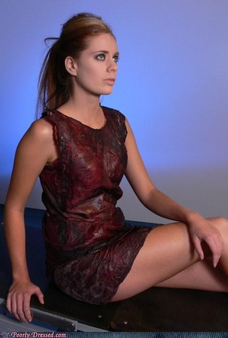 dress fashion gross weird what wine - 6444082432