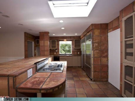 counters floor house tile walls - 6444288768