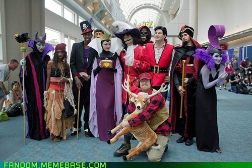 cartoons cosplay disney movies villains - 6446621440