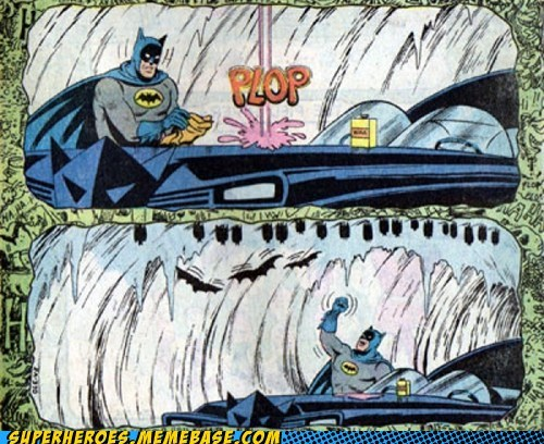 batman bats off the page poops - 6446627072