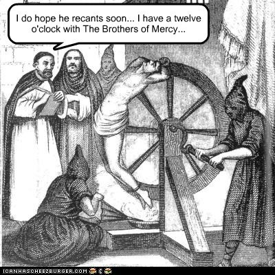 fire friars torture wheel - 6447100928
