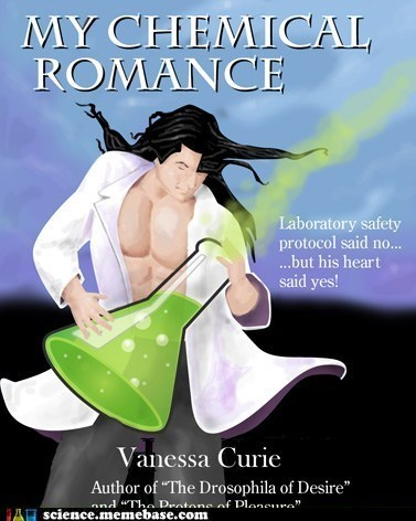 book Fake Science my chemical romance science