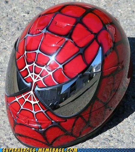 Spider-Man helmet mask - 6448177408
