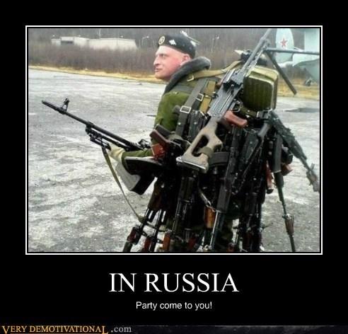 guns hilarious soldier Soviet Russia - 6448537600