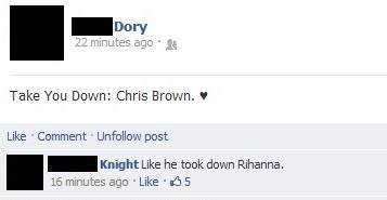 chris brown domestic assault facebook Music take you down - 6449766656