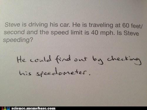 math problem,mathematics,speedometer,wrong