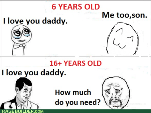 if you know what i mean Okay parenting Rage Comics - 6450042880