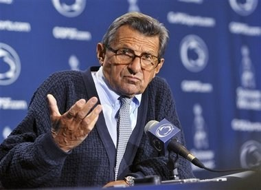 paterno,penn state football,sandusky abuse case