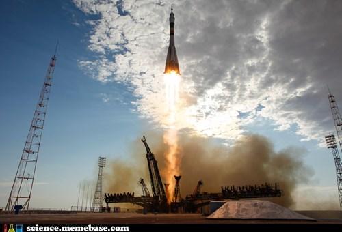 launch rocket Rocket Science soyuz - 6450208256